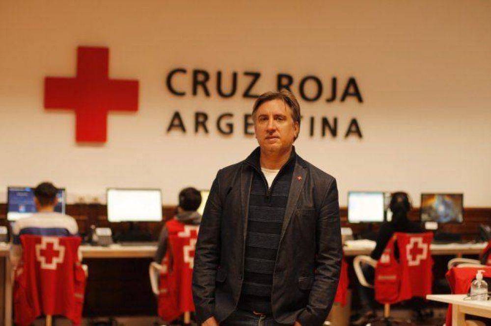 Cruz Roja Argentina cumple 140 años: