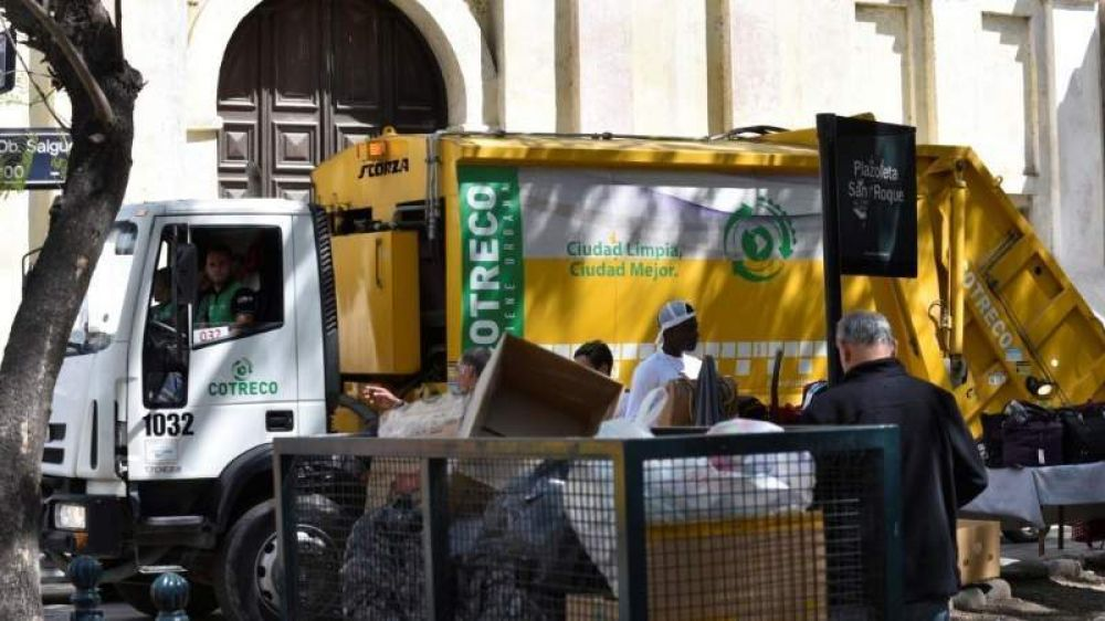 El lunes no se prestará el servicio de recolección de residuos