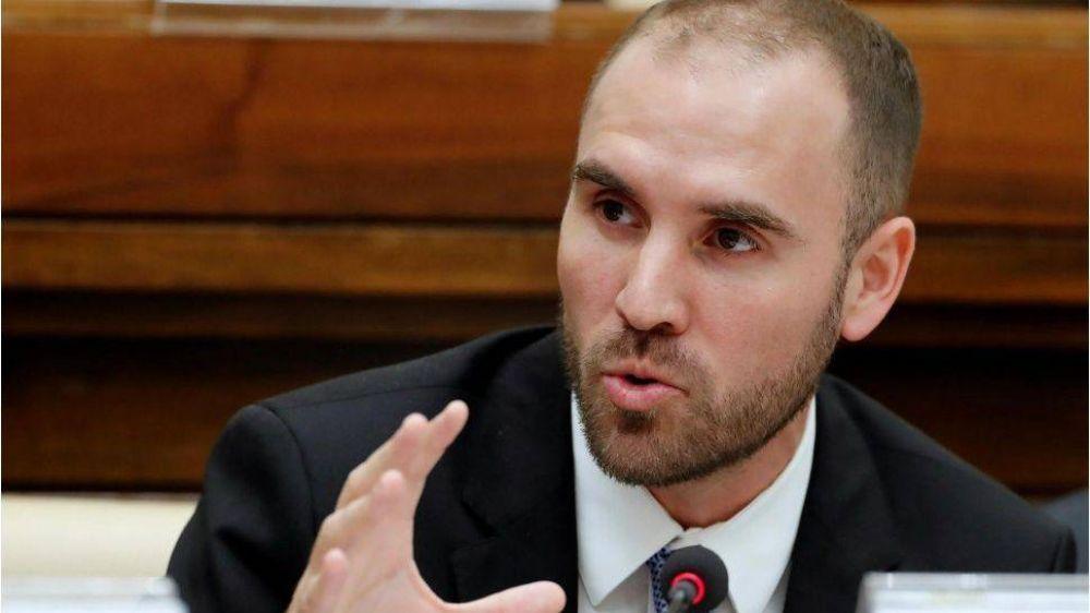 Guzmán ratificó mejora en la oferta oficial: reducción