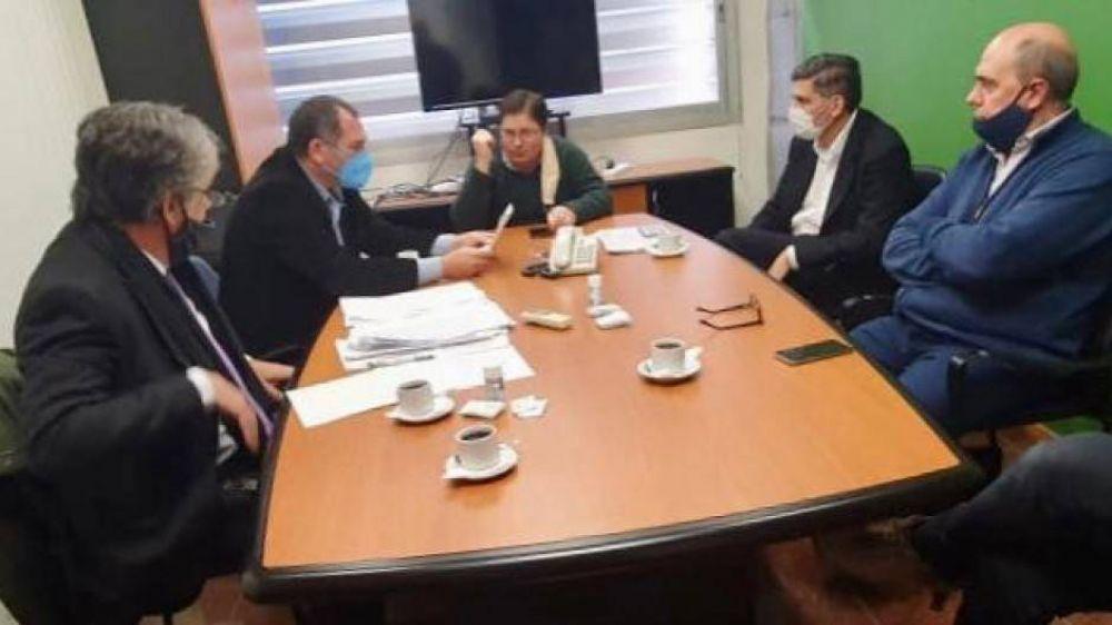 El gobierno ingresó a las oficinas de Vicentín y concretó la intervención