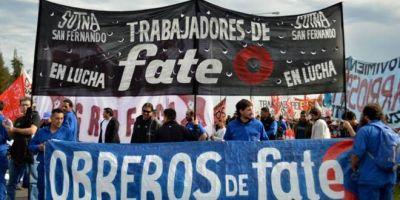 Trabajadores del neumático anunciaron un paro para reclamar medidas preventivas contra el coronavirus