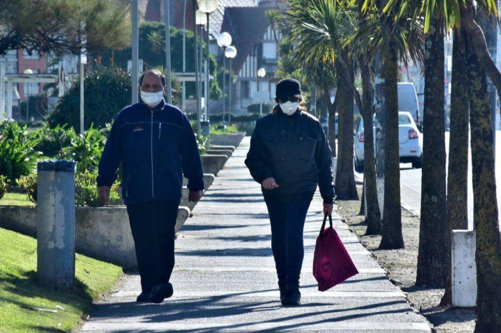 No hubo nuevos contagios de coronavirus en Mar del Plata y quedan once casos en estudio