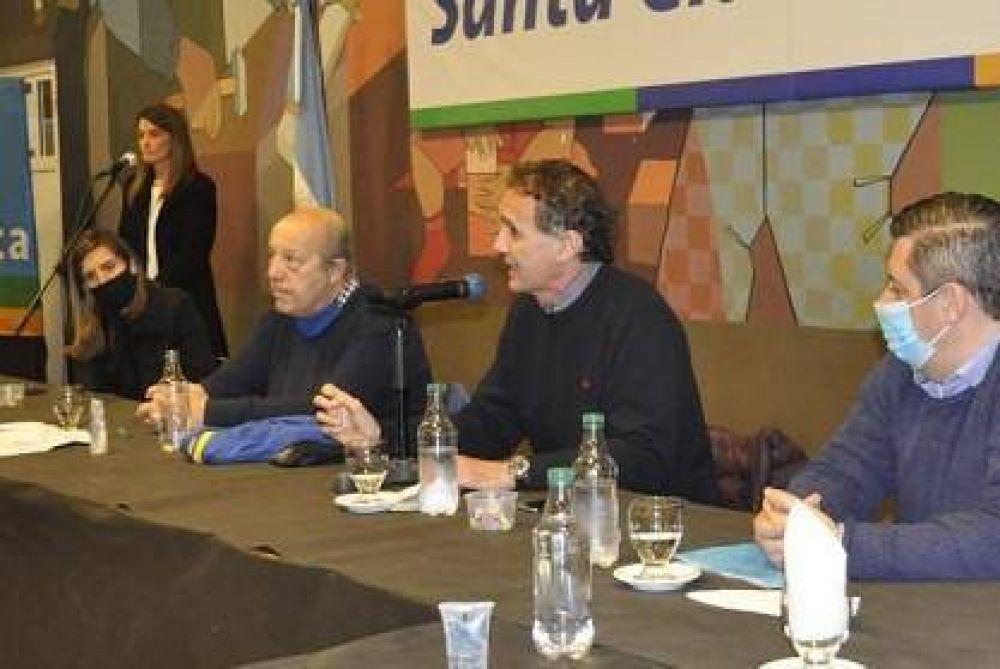 Mar Chiquita: Jorge Paredi anunció que los vecinos no pagarán el tendido de red de cloacas en Santa Clara del Mar