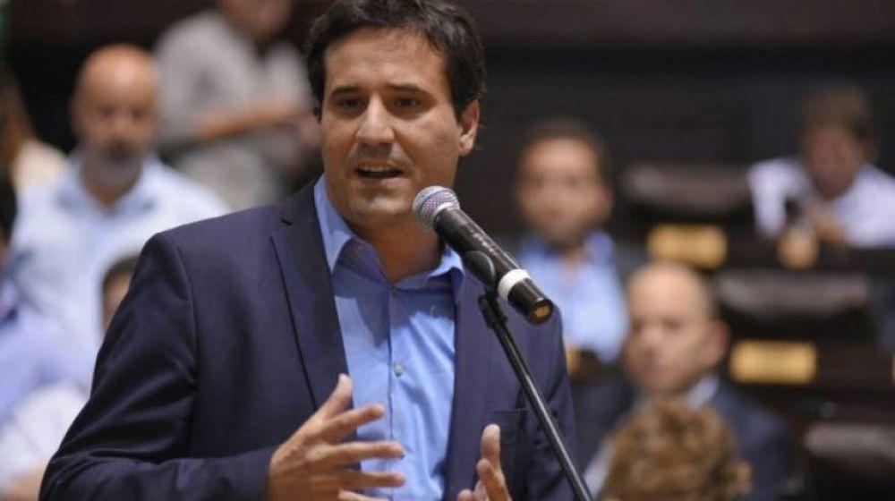 Contundente respaldo al marplatense Abad para presidir la UCR bonaerense