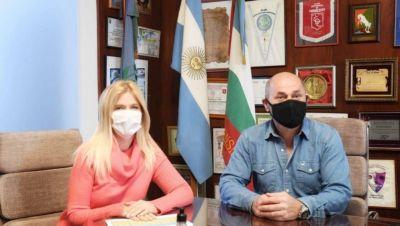 Magario instó que no haya circulación en el Conurbano, La Plata, Berisso y Ensenada