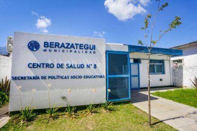 Descentralizan vacunatorios de los centros de salud con guardia en Berazategui