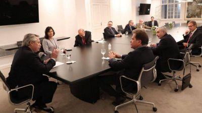 Vicentin, tras la reunión con Alberto Fernández: