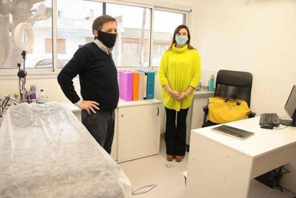 Abrió un nuevo centro de salud en Santa Brígida