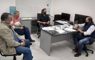 El Sindicato de Empleados de Comercio y el Hospital controlarán el cumplineto de las medidas de bioseguridad