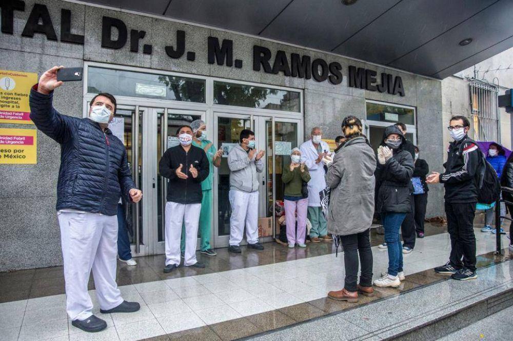 Coronavirus: Un informe alarmante de residentes y concurrentes de hospitales porteños