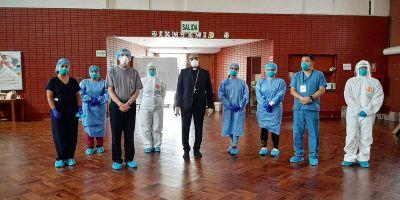 Perú: La iglesia que también es hospital en tiempos de Covid-19