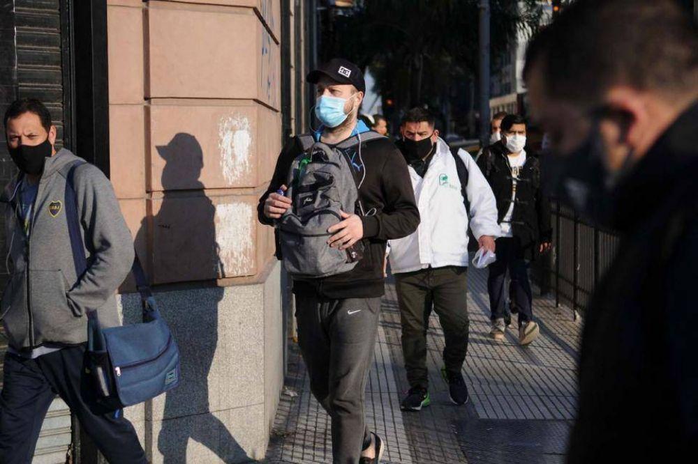 Time puso a la Argentina entre los países con mejor manejo de la pandemia del coronavirus
