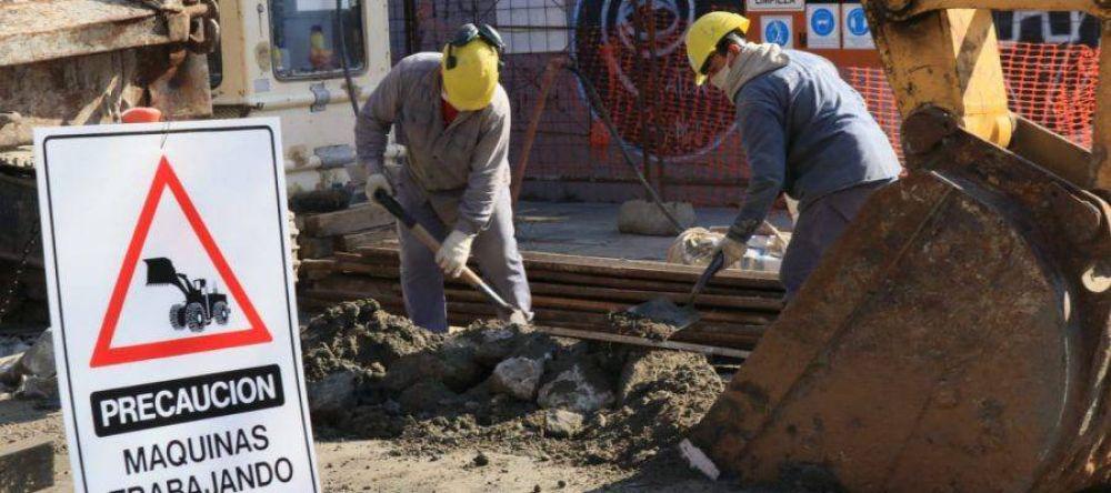 Lanús: firmaron un convenio para realizar obras