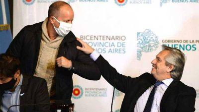 El caso Insaurralde desnudó la exposición del arco político al Coronavirus