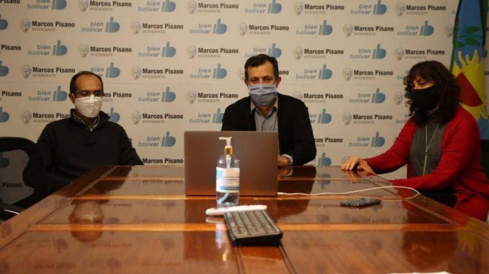 Marcos Pisano llamó a trabajar en conjunto a intendentes del interior contra la pandemia