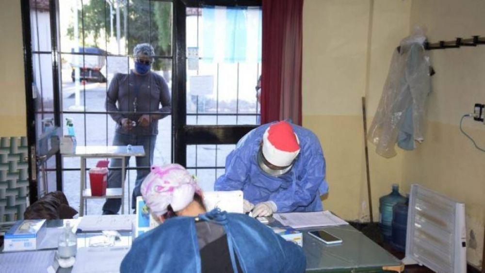 San Juan se desmarca y pagará un bono de 10 mil pesos al personal de salud y seguridad