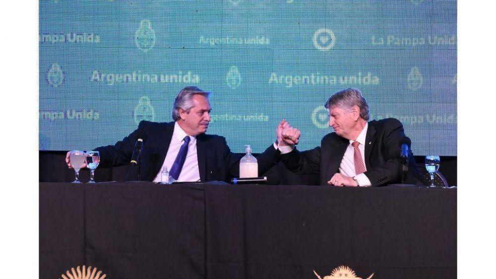 Con cumbre de cinco gobernadores, se define el futuro de Portezuelo del Viento
