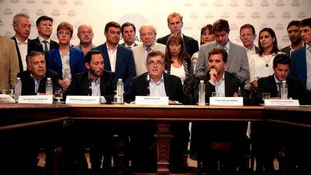 """Vicentin, la """"última avanzada K"""" que terminó de sellar la unidad de Juntos por el Cambio en el Congreso"""