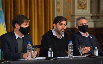 """Carlos Bianco: """"Algunos intendentes han querido finalizar la pandemia por decreto"""""""