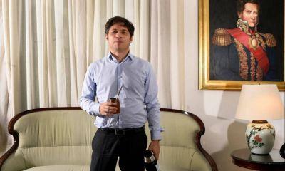 """""""Vidal es la primera gobernadora de la historia que no consiguió la reelección"""""""