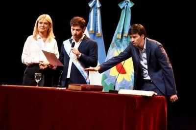 Al igual que Arroyo, dio negativo el test de Federico Thea, secretario general de Kicillof