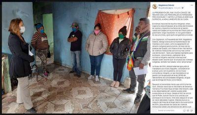 Chaco vuelve a la fase 1 de la cuarentena luego de una seguidilla de contagios en el Gabinete de Jorge Capitanich