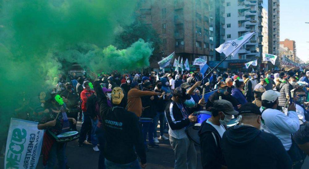El COE desalienta las manifestaciones, pero ya no tienen control
