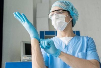Residente del Hospital Interzonal afectada de coronavirus: hay otras dos personas en estudio