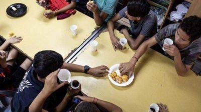 Alimentación en los barrios, tarea esencial en momentos de pandemia