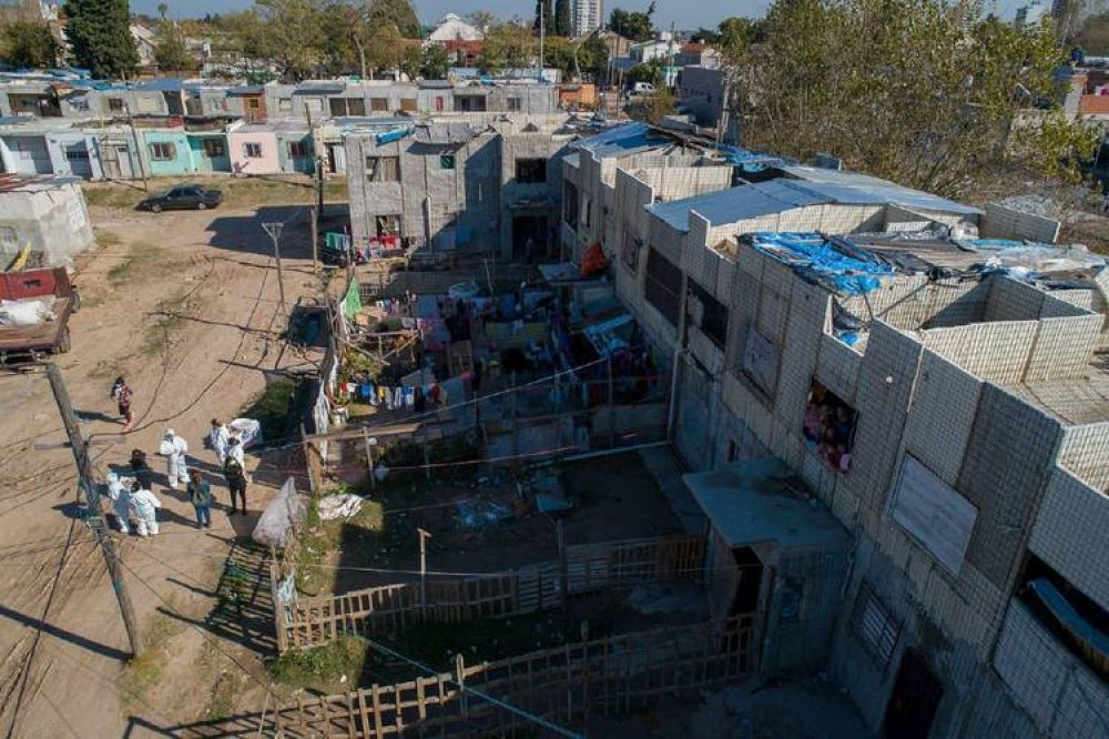 Alerta en el conurbano: crecen los casos de COVID-19 en barrios populares y reforzarán los controles sanitarios
