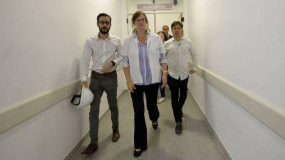 En Vialidad, Kicillof también promovió otro puñado de ex funcionarios de Vidal