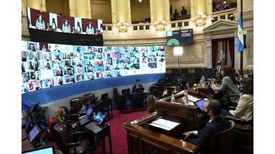 Senado: los avances del oficialismo y las ausencias de la oposición