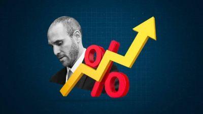 Guzmán, bajo presión interna para subir las tasas de interés y retirar pesos del mercado