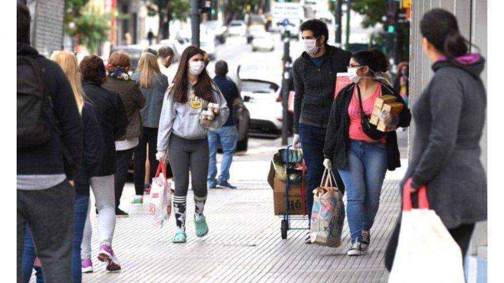 La crisis económica por el coronavirus golpeó a sectores populares pero benefició a grandes empresas