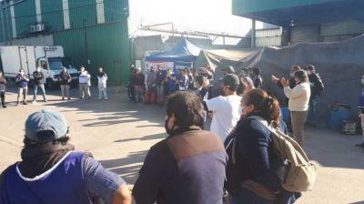 Reincorporación de los trabajadores despedidos en Trento Vidrios
