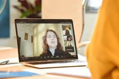 Mendoza participó de una videoconferencia por la semana del Buen Trato hacia las Personas Mayores