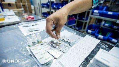 La ONU inauguró un Observatorio de medicamentos contra el COVID-19 para evitar sobreprecios