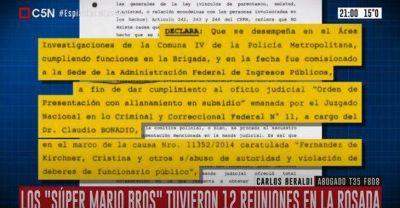 Larreta y Santilli dan cobertura a agentes de inteligencia ilegal del espionaje M