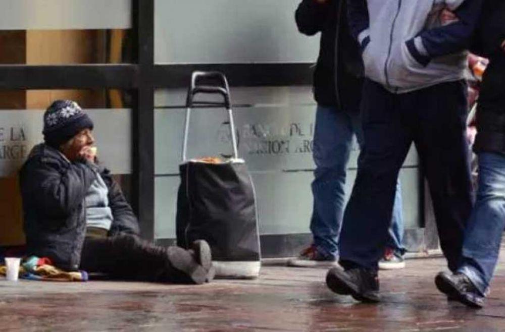 Advierten que este año en Mar del Plata habrá más personas en situación de calle