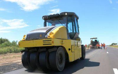 Vialidad Nacional comienza la repavimentación de la ruta 188 en Junín, Rojas y Pergamino