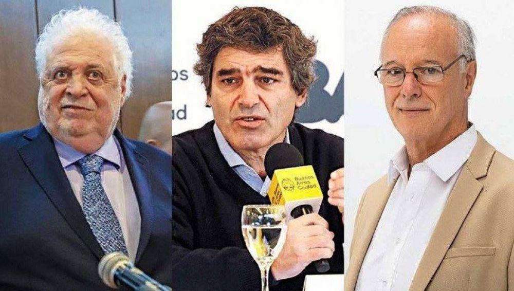 Ginés, Gollán y Quirós unificarán la información de la pandemia en el AMBA
