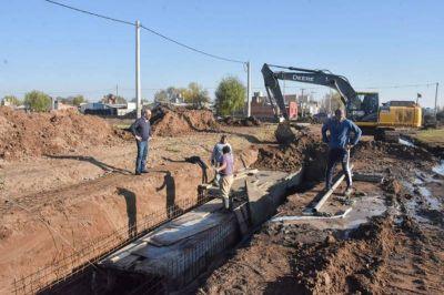 En plena pandemia el gobierno municipal de Pehuajó ejecuta millonarias obras
