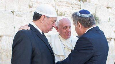Nostra aetate, y el Concilio abrieron el camino para el diálogo con las religiones