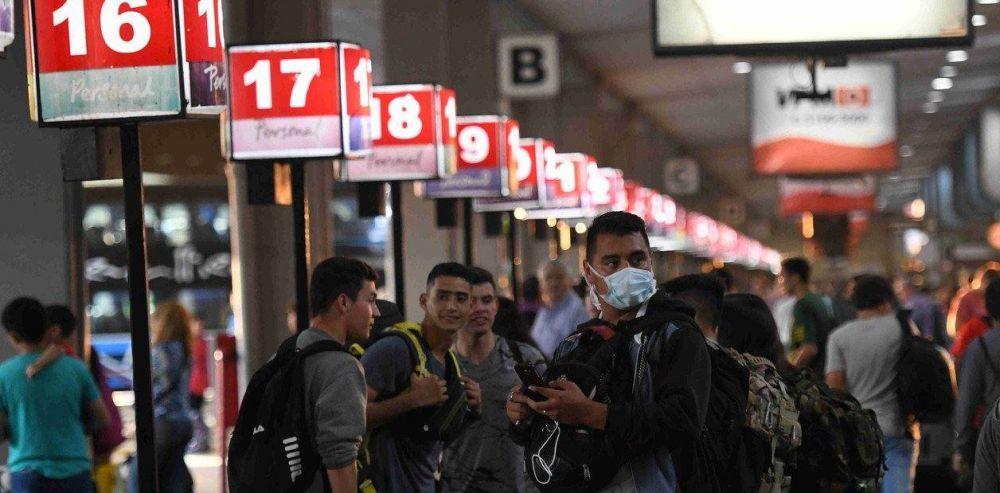 El Gobierno extendió la concesión de la Terminal de micros de Retiro