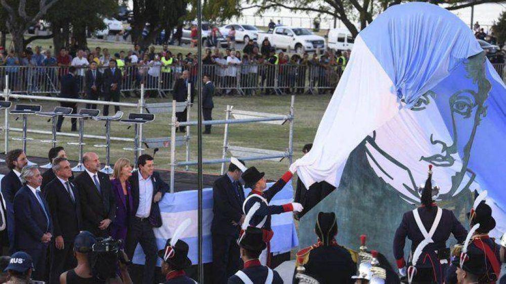 Alberto Fernández suspendió su viaje a Rosario por el Día de la Bandera