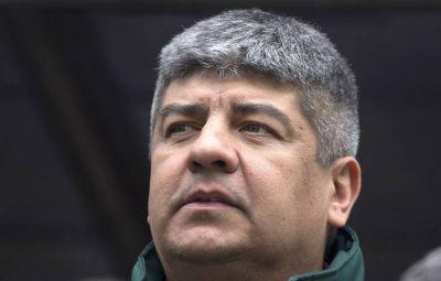 Pablo Moyano declarará hoy como testigo en la causa que investiga el escándalo de espionaje M