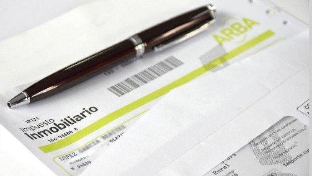 ARBA extendió el plazo para el pago de Inmobiliario Urbano y Automotores