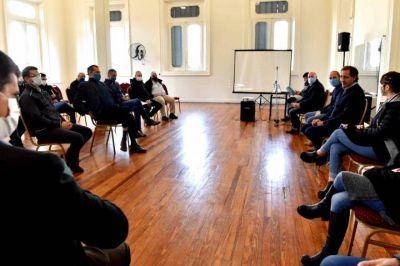 Garro convocó al Comité de Crisis para analizar la situación epidemiológica en La Plata