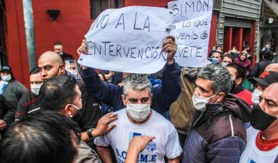 Se complica la situación en el SOEME y denuncian penalmente a De Marco por desobediencia
