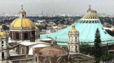Basílica de Guadalupe e iglesias de Ciudad de México reanudarían Misas con fieles